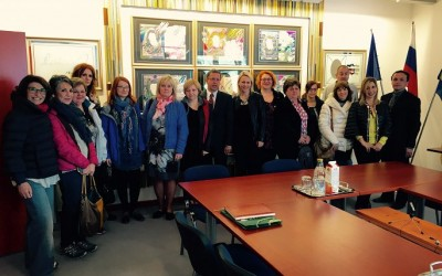 Na obisku pri županu Občine