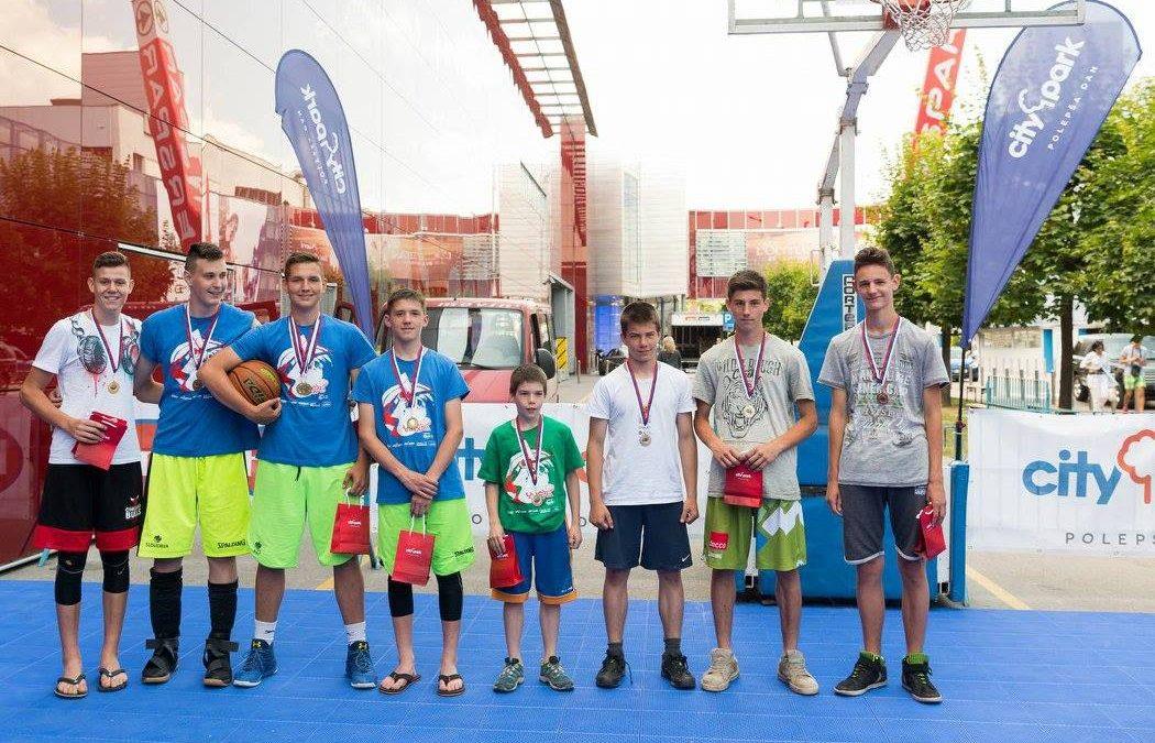 Državno tekmovanje v streetbalu