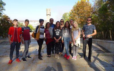 Erasmusovci smo v Bolgariji