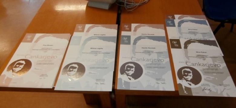Po zaključenem tekmovanju iz slovenščine – bronasta in srebrna priznanja