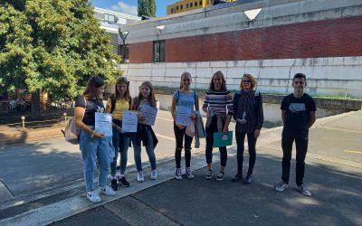 Mladi raziskovalci uspešno zaključili šolsko leto 2019/2020