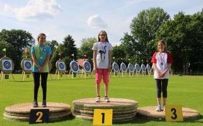 Lokostrelka Nika – državna prvakinja