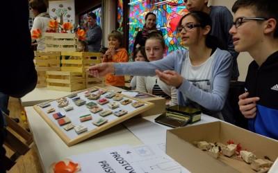 Zbrana sredstva sejma izdelkov iz lesa Erasmus+