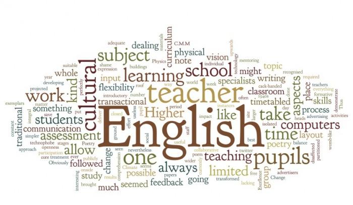Šolsko tekmovanje iz angleščine – 9. razred