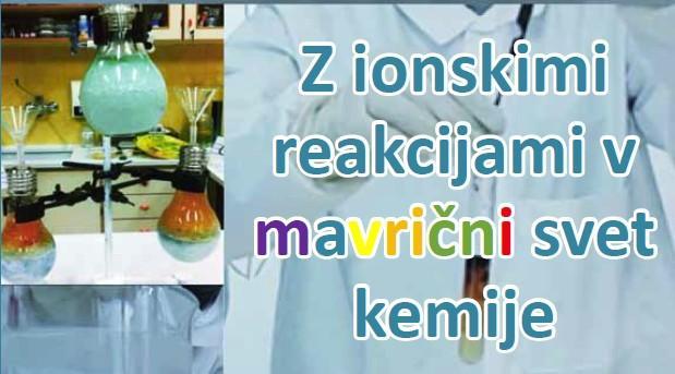 Tekmovanje iz kemijskih poskusov – MEHURČKI