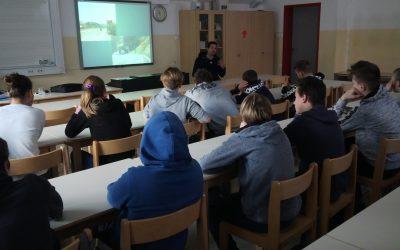 Prometna delavnica za osmošolce in devetošolce