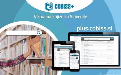 COBISS nagradna igra – knjige prejmejo …